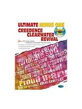 Creedence Clearwater Revival Ultimate Minus One Play GUITAR TAB MUSIC BOOK & CD