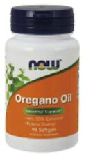 Oregano Oil 90 Softgels From Now Foods