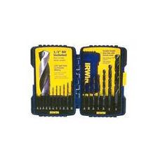 "Irwin 316015 Cobalt Drill Bit Set 15pc 1/16"" to 3/8"""