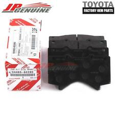 GENUINE TOYOTA LEXUS 08-16 LX570 LAND CRUISER OEM FRONT BRAKE PADS 04465-60280