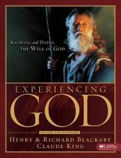 Experiencing God (Member Book): Knowing and Doing the Will of God by Henry Blac