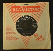 Savannah Churchill RCA 5031 Walking By The River and If I Don't Love You So