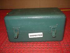WWII Director No 7 MKIII Case 1940's  No 7 MK3 Case Emobssed  OS-2182A