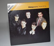 BOYZONE, PICTURE OF YOU, M/M,  2 Track, CD Single, French, POLYGRAM