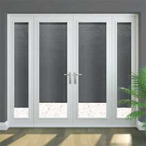 Perfect Fit blinds Ideal for CONSERVATORY AND PATIO DOORS NO DRILLING EASY FIT
