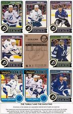 2014-15 OPC O-Pee-Chee Tampa Bay Lightning Master Team Set (20)