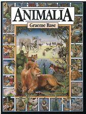 Graeme Base ANIMALIA , KIDS' MINI BOOK COLLECTION  PB