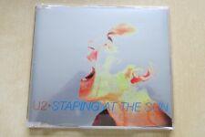 U2 Staring At The Sun UK 1 track promo CD Island Records 1997