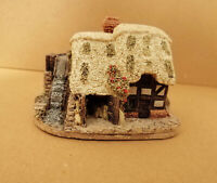 E* Lilliput Lane Cottages Watermill Cottage building handmade sculpture house