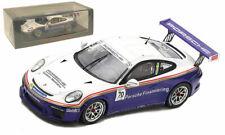 Spark S4520 Porsche '70th Anniversary' Gellerrasen 2018 - S Blomqvist 1/43 Scale