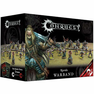 CONQUEST: NORDS WARBAND SET New