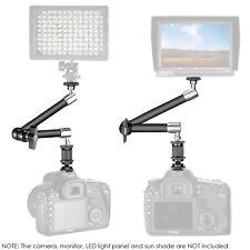 "Neewer 11"" Adjustable Articulating Magic Arm for DSLR Camera Rig LCD Monito"