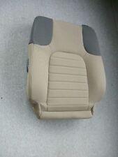 Nissan 87650-EA360 - Left Front Seat Back Assembly - Cloth Desert 2005-08 Xterra