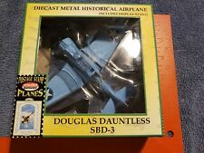 DISCONTINUED Model Power Postage Stamp Planes Douglas Dauntless SBD-3 #5563