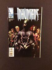 INHUMANS #1 Comic Book Marvel 1998 BLACK BOLT 1st Print SHIELD TV Show VF