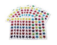 700 Star Stickers School Children Teacher Reward Well Done Craft Hot NEW UK