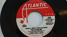"BETTE MIDLER - When a Man Loves a Woman MONO/STEREO 1979 PROMO (7"")"