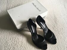 bb5b67d6281 Charles David Women s Satin Heels for sale