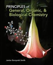 NEW Principles of General, Organic, & Bio Chemistry by J. Smith 2E  Free Shippin