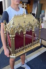 + Huge Relic Shrine + Reliquary can hold 100's of relics + chalice co. (CU#178)