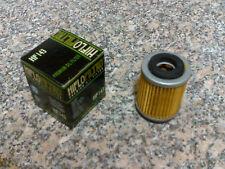 Oil Filter HiFlo HF143 for MBK 125 XC Vertex 97