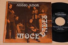 "MOCEDADES 7"" ITALY PROG 1°ST ORIGINALE 1973 AUDIOFILI TOP EX !!!!!!!!!!!!"