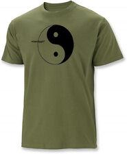 Ying Yang Symbol  T-Shirt SIZES S-2XL