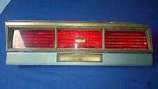 1979 Chevy Caprice Passenger Right Side Tail Light Lamp Assembly JK