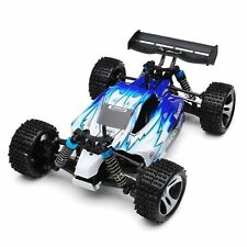 Speed Radio Remote Control Electric RC Car Toys RTR 1:18 4WD Wltoys Vortex 50km