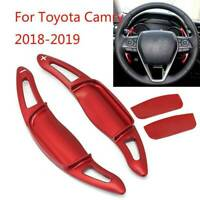 CNC Steering Wheel Shift Paddle Shifter Extension for TOYOTA CAMRY 2018 2019 USA