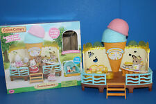 Calico Critters Seaside Ice Cream Shop with Box