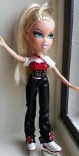 "Vtg Bratz Girlz doll 2001 MGA Blonde Chloe Approx 10"" tall"