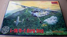 Cessna L-19/O-1 Bird Dog  1/32  by Roden  # 619