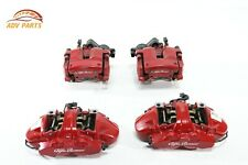 ALFA ROMEO GIULIA FRONT & REAR CALIPER BRAKES OEM 2017 - 2019 ✔️ -SET OF 4-