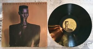 Grace Jones- Nightclubbing 1981 Vinyl Album Island German Press