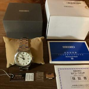 SEIKO SARB035 Cream Dial Automatic Dress Watch  Used FedEx