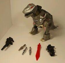 Grimlock 100% Complete 1985 Vintage G1 Transformers Tyrannosaurus Action Figure
