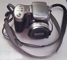 Kodak EasyShare Z740 5.0 MP Digital Camera - Silver