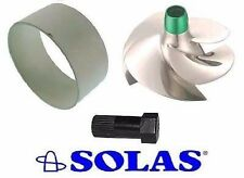 SeaDoo GTI SR-CD-10/18 IMPELLER WITH FREE WEAR RING AND TOOL NEW 2006-2015
