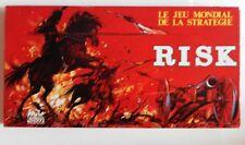 ANCIEN JEUX DE SOCIETE -RISK-COMPLET-MIRO 1976