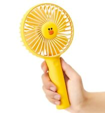 [Line Friends] Sally USB Portable Cooler Handy Hand Held Fan_Expedited Ship