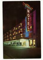 The Empress Motel Atlantic City New Jersey Vintage Postcard B18