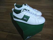 LACOSTE Observe 2 L TW SPM LTH Sneakers Weiß-Grün (EUR 42.5, USA 9.5, UK 8.5)