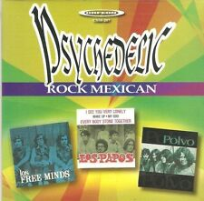 psychedelic rock mexican - various mexican bands - CD