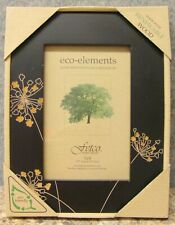 Wooden Picture Frame 4 X 6  Inch Opening Eco-Elements by Fetco Brand New