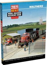 Walthers 913-221 - 2021 HO N and Z Scale Train Reference Book