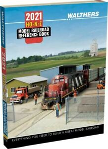 Walthers 913-221 2021 Reference Book