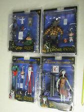 Neca Nightmare Before Christmas Series 3 Lot of 4 Jack Sally Wolfman Cyclops
