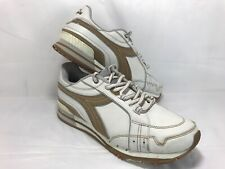 DIADORA Mosaico Leather Sneakers Mens shoes Size 12