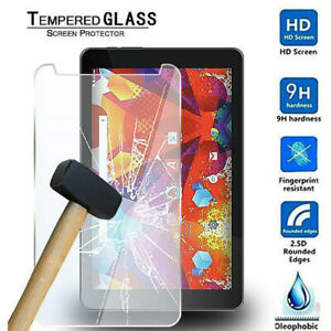 "Universal 10"" Tablet Tempered Glass Screen Protector Fit For Argos Alba 10"" Inch"